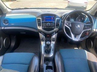 2013 Holden Cruze JH Series II MY14 SRi Blue 6 Speed Manual Hatchback