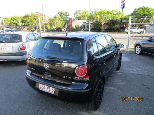 Used Toyota Echo NCP10R Coorparoo, 2004 Toyota Echo NCP10R Black 4 Speed Automatic Hatchback