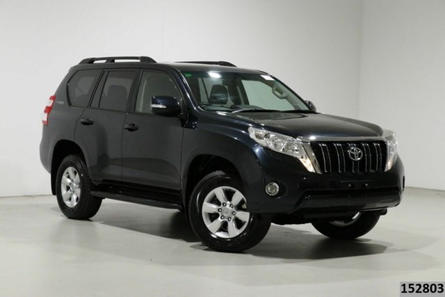 Used Toyota Landcruiser Prado GDJ150R MY16 GXL (4x4) Bentley, 2016 Toyota Landcruiser Prado GDJ150R MY16 GXL (4x4) Metal Storm 6 Speed Automatic Wagon