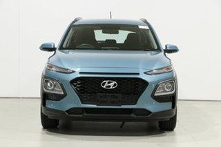 2019 Hyundai Kona OS.2 MY19 GO (FWD) Green 6 Speed Automatic Wagon.