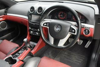 2011 Holden Commodore VE II SS-V Redline Edition Black 6 Speed Manual Utility