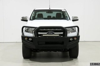 2017 Ford Ranger PX MkII MY17 XLT 3.2 (4x4) White 6 Speed Automatic Double Cab Pick Up.