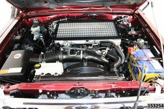 2015 Toyota Landcruiser VDJ79R MY12 Update GXL (4x4) Merlot 5 Speed Manual Cab Chassis