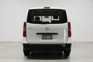 2015 Hyundai iLOAD TQ MY15 White 5 Speed Automatic Van