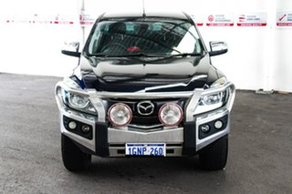 2017 Mazda BT-50 MY17 Update GT (4x4) Blue 6 Speed Automatic Dual Cab Utility.