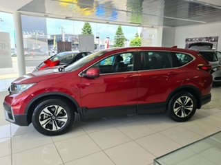 2020 Honda CR-V RW MY21 VTi FWD Ignite Red 1 Speed Constant Variable Wagon