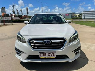 2018 Subaru Liberty B6 MY18 2.5i CVT AWD Premium White/170418 6 Speed Constant Variable Sedan