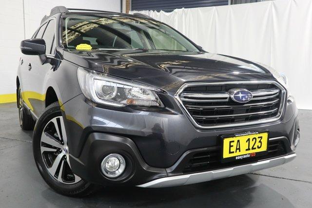 Used Subaru Outback B6A MY18 2.5i CVT AWD Castle Hill, 2018 Subaru Outback B6A MY18 2.5i CVT AWD Grey 7 Speed Constant Variable Wagon