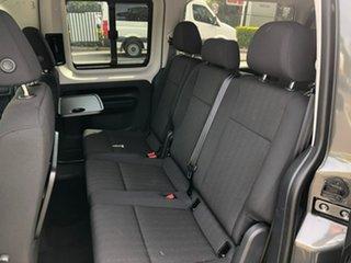 2020 Volkswagen Caddy 2K MY20 TSI220 Maxi DSG Comfortline Grey 7 Speed Sports Automatic Dual Clutch
