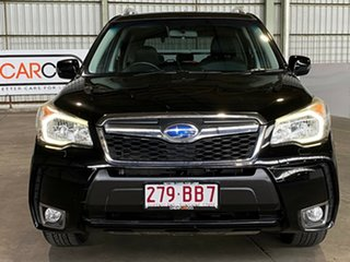 2013 Subaru Forester S4 MY13 XT Lineartronic AWD Black 8 Speed Constant Variable Wagon