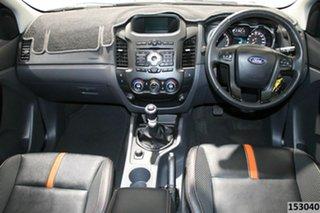 2014 Ford Ranger PX Wildtrak 3.2 (4x4) Graphite 6 Speed Manual Crew Cab Utility