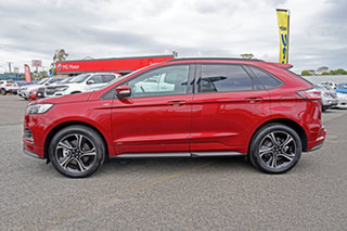 2018 Ford Endura CA 2019MY ST-Line Red 8 Speed Sports Automatic Wagon