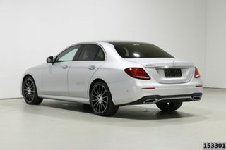 2016 Mercedes-Benz E350 213 D Silver 9 Speed Automatic G-Tronic Sedan