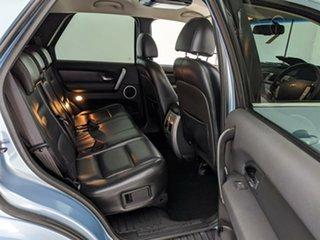 2009 Ford Territory SY MkII Ghia AWD Blue 6 Speed Sports Automatic Wagon