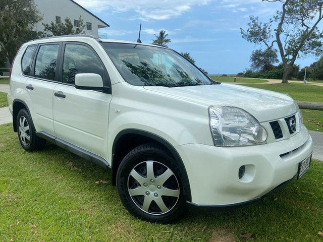Used Nissan X-Trail T31 MY10 ST Tugun, 2010 Nissan X-Trail T31 MY10 ST White 1 Speed Constant Variable Wagon