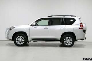 2014 Toyota Landcruiser Prado KDJ150R MY14 VX (4x4) Silver 5 Speed Sequential Auto Wagon