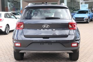 2020 Hyundai Venue QX.V3 MY21 Active Cosmic Grey 6 Speed Automatic Wagon