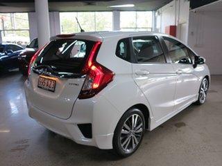 2015 Honda Jazz GF MY15 VTi-S White 1 Speed Constant Variable Hatchback