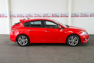 2014 Holden Cruze JH MY14 SRI Z-Series Red 6 Speed Automatic Hatchback