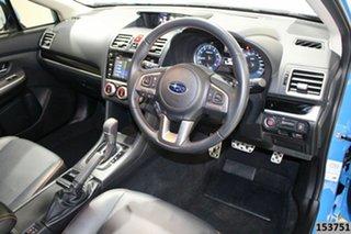 2016 Subaru XV MY16 2.0I-S Blue Continuous Variable Wagon