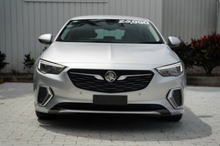 2018 Holden Commodore ZB MY19 RS Liftback Silver 9 Speed Sports Automatic Liftback