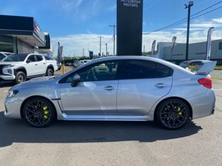 2018 Subaru WRX V1 MY18 STI AWD Silver 6 Speed Manual Sedan
