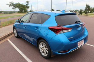 2016 Toyota Corolla ZRE172R Ascent S-CVT Blue Gem 7 Speed Automatic Hatchback
