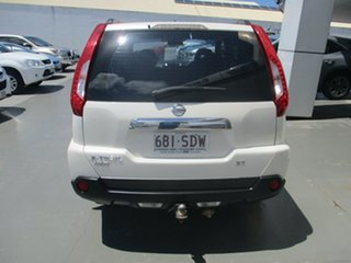 2011 Nissan X-Trail T31 MY11 ST (4x4) White 6 Speed Manual Wagon.