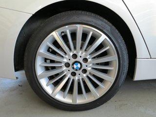 2012 BMW 3 Series F30 MY0812 328i Mineral White 8 Speed Sports Automatic Sedan