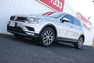 2016 Volkswagen Tiguan 5N MY17 110TSI DSG 2WD Comfortline 6 Speed Sports Automatic Dual Clutch Wagon.