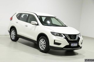 2019 Nissan X-Trail T32 Series 2 ST 7 Seat (2WD) Ivory Pearl Continuous Variable Wagon
