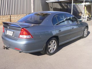 2004 Holden Commodore VZ Acclaim Blue 4 Speed Automatic Wagon.