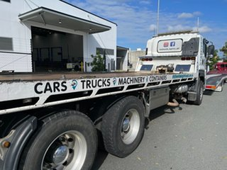 2011 Isuzu FXZ FX MY11 1500 Long Cab Chassis 9.8l 6x4