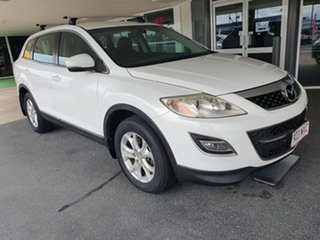 2012 Mazda CX-9 TB10A4 MY12 Classic White 6 Speed Sports Automatic Wagon