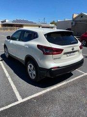2019 Nissan Qashqai J11 Series 2 ST Ivory Pearl Automatic Wagon