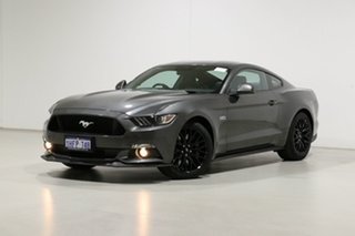 2017 Ford Mustang FM MY17 Fastback GT 5.0 V8 Grey 6 Speed Automatic Coupe.