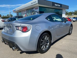 2015 Toyota 86 ZN6 GTS Silver 6 Speed Manual Coupe.