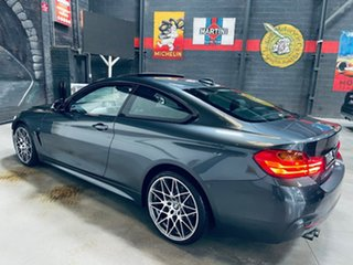 2013 BMW 4 Series F32 428i M Sport Grey 8 Speed Sports Automatic Coupe