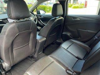 2017 Holden Astra BK MY17 RS-V Black/280417 6 Speed Sports Automatic Hatchback