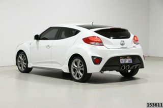 2015 Hyundai Veloster FS4 Series 2 SR Turbo + White 6 Speed Manual Coupe