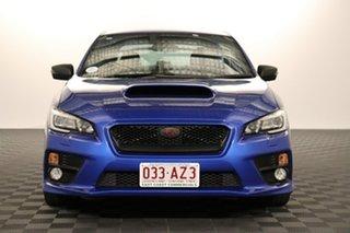 2015 Subaru WRX V1 MY16 AWD WR Blue 6 speed Manual Sedan.