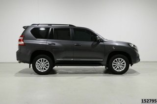 2017 Toyota Landcruiser GDJ150R Prado Altitude Spl Edt Graphite 6 Speed Automatic Wagon