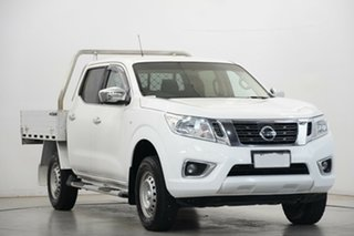 2016 Nissan Navara D23 RX White 7 Speed Sports Automatic Utility