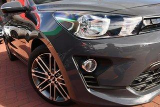 2020 Kia Rio YB MY21 Sport Perennial Grey 6 Speed Automatic Hatchback.