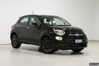 2016 Fiat 500X POP Black 6 Speed Direct Shift Wagon.