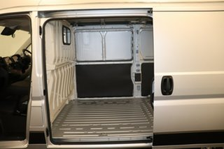 2021 Fiat Ducato Series 7 Low Roof MWB Silver 9 speed Automatic Van