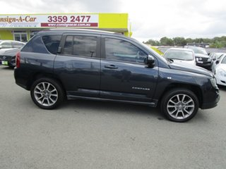 2014 Jeep Compass MK MY15 Limited Grey 6 Speed Sports Automatic Wagon