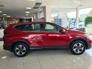 2020 Honda CR-V RW MY21 VTi FWD Ignite Red 1 Speed Constant Variable Wagon.