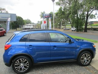 2016 Mitsubishi ASX XB MY15.5 LS 2WD Blue 6 Speed Constant Variable Wagon.