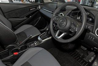 2021 Mazda 2 DJ2HAA G15 SKYACTIV-Drive GT Black 6 Speed Sports Automatic Hatchback